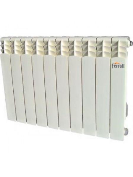 Радиатор алюминиевый Ferroli INFINITI 500/100 (cекция)