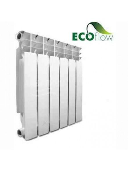 Радиатор алюминиевый EcoFlow 500 /80 (секция)